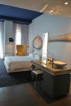 Andaz Amsterdam Prinsengracht: Bedroom
