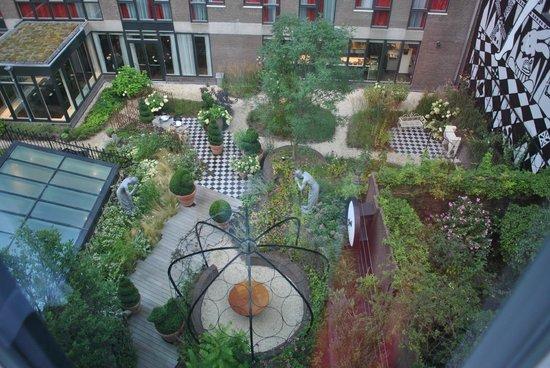 andaz amsterdam prinsengracht garden - Amsterdam Garden
