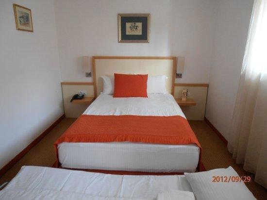 Arte Hotel: camera