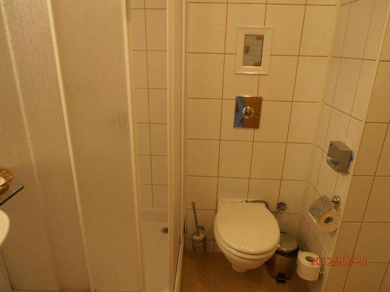 Arte Hotel: bagno
