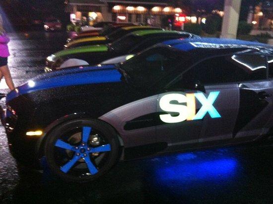 The Awesome SIX Cars Foto Di SIX Branson TripAdvisor - Car show branson mo