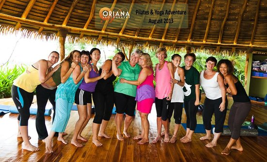 Pilates Nosara: Pilates and Yoga Retreat Nosara Costa Rica with Page and Athena