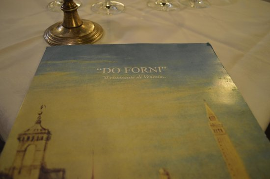 Ristorante Do Forni : Avoid this place like the plague!