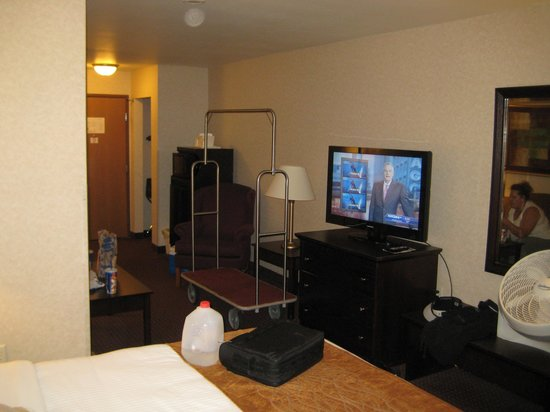 Comfort Inn & Suites Madison North: Full room view