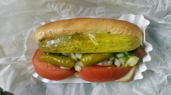 Max's Take Out: Max's Chicago Dog