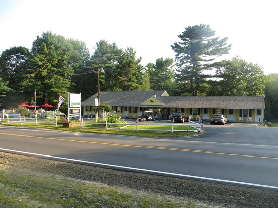 Lake Winnipesaukee Motel: Hotel