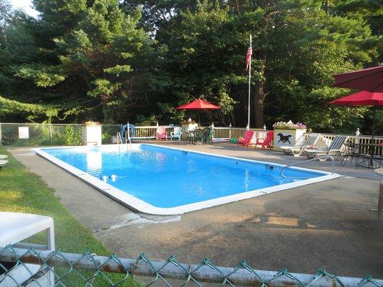 Lake Winnipesaukee Motel: Pool