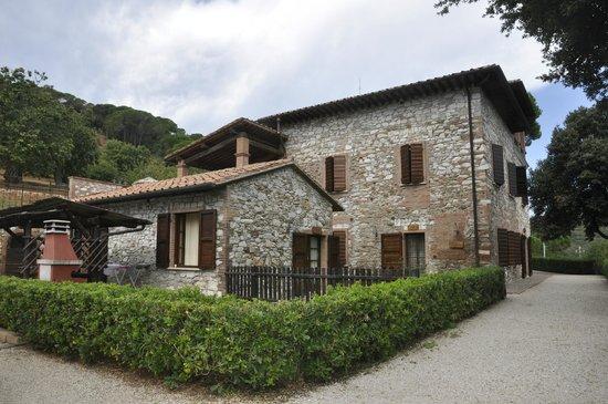 Residence Il Castagno Toscana: la struttura