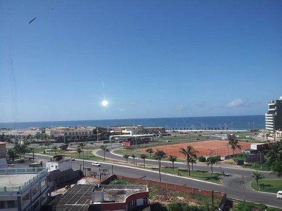 Salvador Mar Hotel: vista do hotel