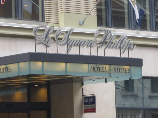 Le Square Phillips Hotel & Suites: Great Hotel
