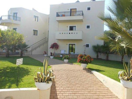 Kristalli Hotel Apartments: Kristali