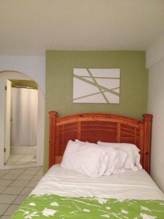 Casa Verde Hotel: Room 101