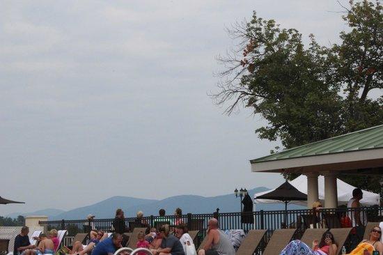 The Georgian Lakeside Resort: premises
