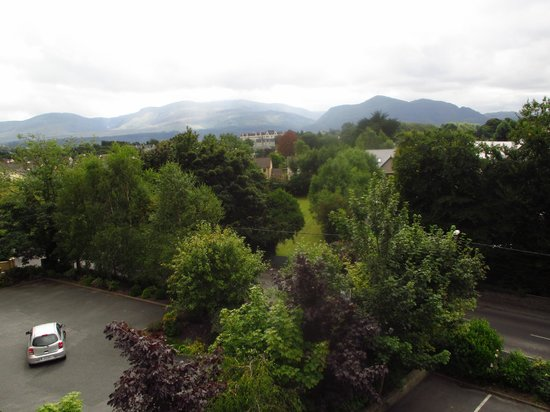 Woodlawn House Killarney: View from our room cont'd