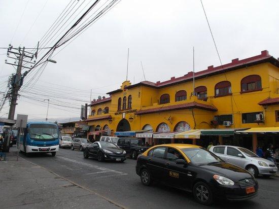 Mercado Central de Iquique. Centenario.