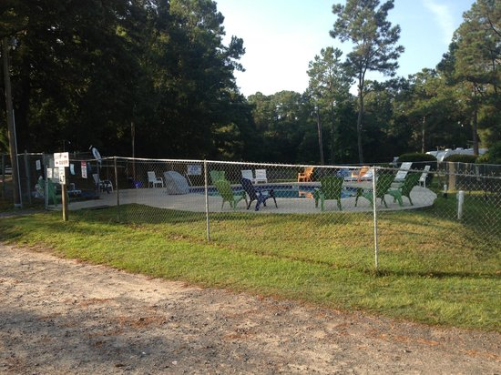 Lake Aire RV Park & Campground: Swiming pool