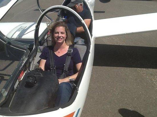 Sundance Aviation Glider Rides: Great time!