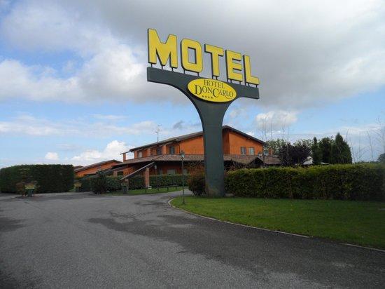 Hotel Don Carlo: maravilloso