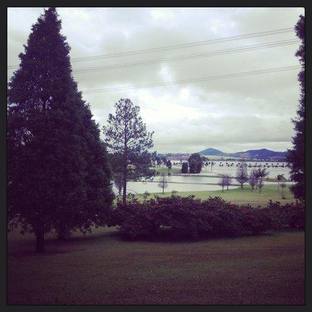 Paradise Golf & Convention: Campo de golf