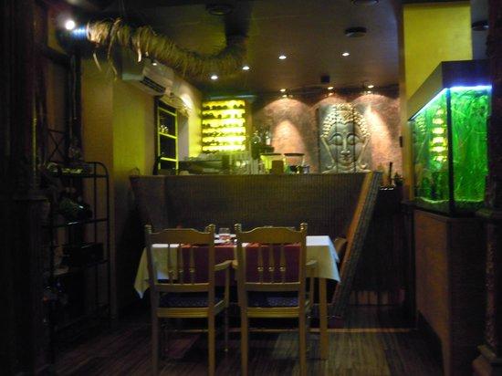 Restaurant Villa Thai: Interior-Bar