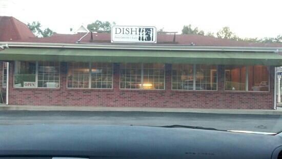 Artisinal Dish : storefront