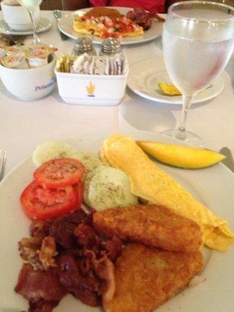 Grand Riviera Princess All Suites Resort & Spa: breakfast buffet