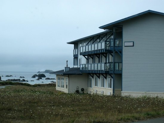 Oceanfront Lodge, south end