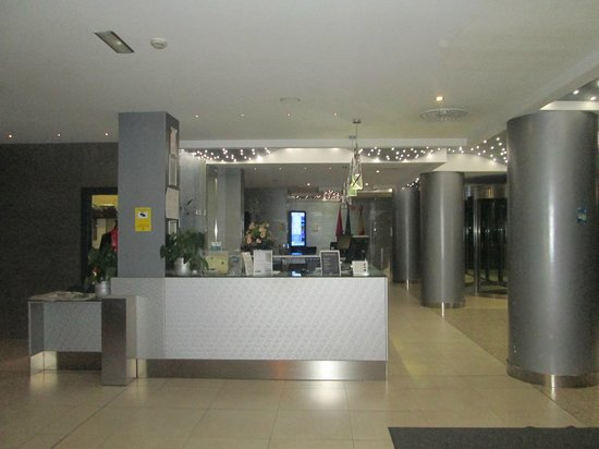 abba Granada Hotel: Lobby