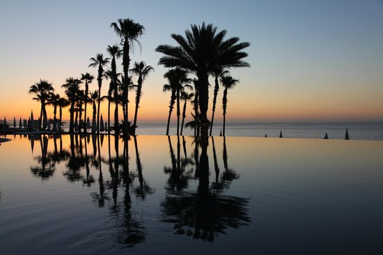 Hilton Los Cabos Beach & Golf Resort: Sunrise