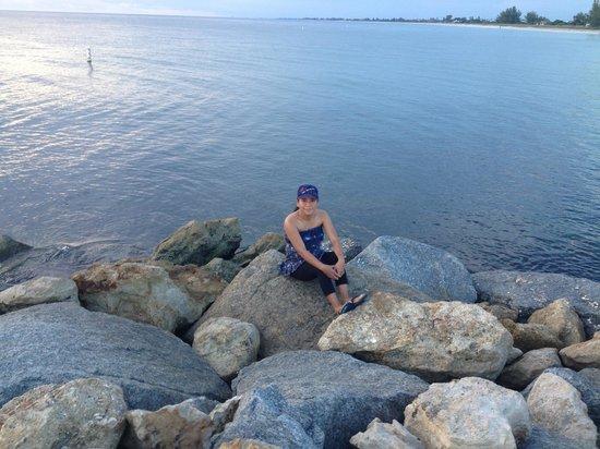 Nokomis Beach: North Jetty Nokomis