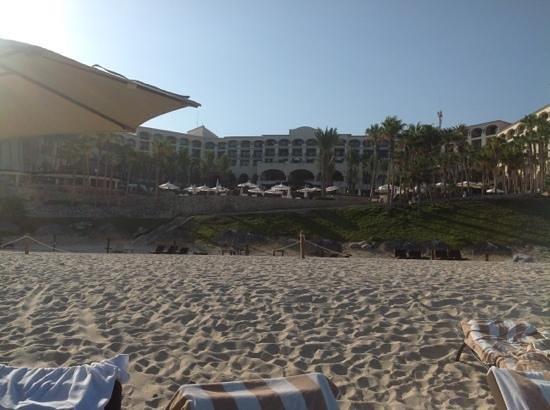 Hilton Los Cabos Beach & Golf Resort: desde la playa