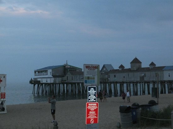 "Alouette Beach Resort: ""The Pier"""