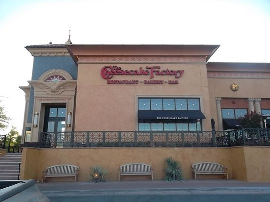 Oct 29,  · The Cheesecake Factory, Oklahoma City: See unbiased reviews of The Cheesecake Factory, rated 4 of 5 on TripAdvisor and ranked #86 of 1, restaurants in Oklahoma City.4/4().