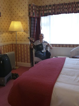 Killeen House Hotel: Our room