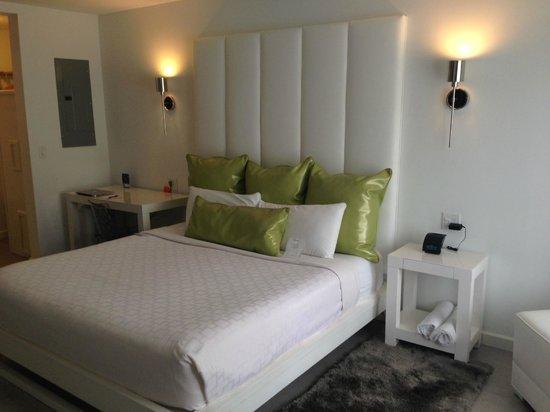 Royal Palms Resort & Spa : chambre lit king