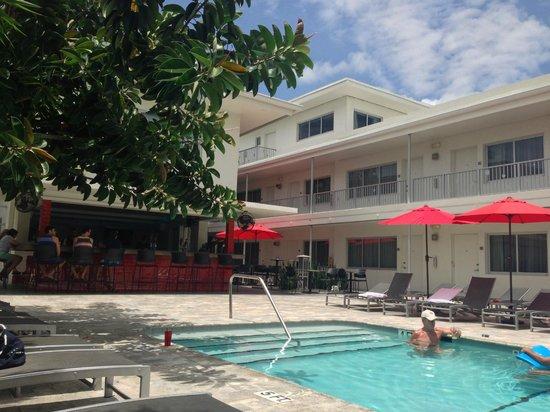 Royal Palms Resort & Spa : piscine bar