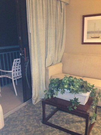 Sandcastle South Beach Resort: Living Room