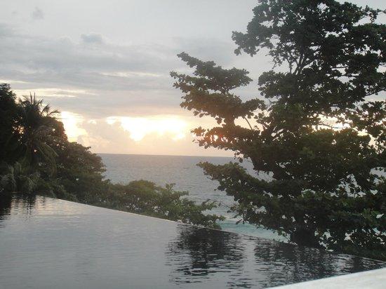 The Shore at Katathani: View during sunset