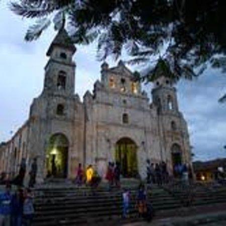 Casa Cubana: One of the many beautiful churches in Granada