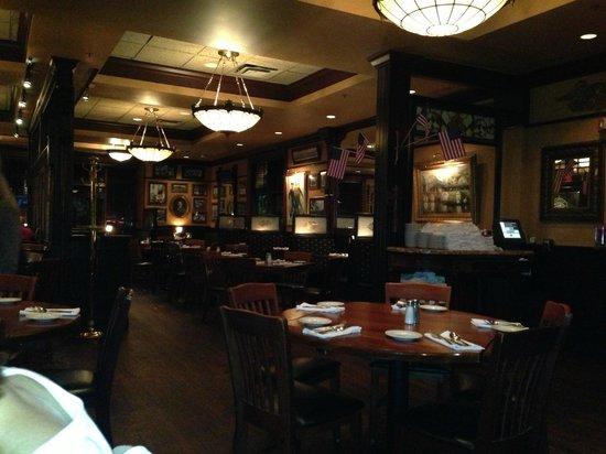 Dining Area Joe S American Bar Grill Picture Of Joe S