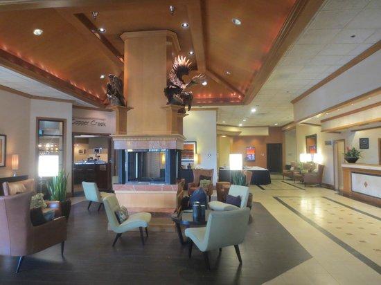 Denver Marriott West : Lobby