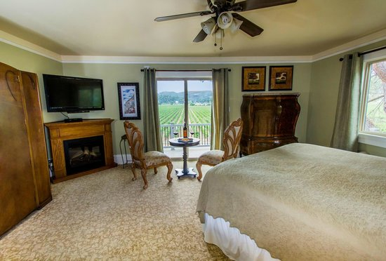 Auberge on the Vineyard: Vouvray Guest Room