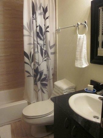 Sunbrite Apartments : Nice bathtube