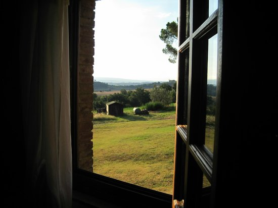 Fattorie Santo Pietro: a lovely view from the room