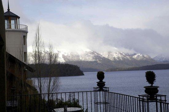 Luma Casa de Montana: Vista da varanda