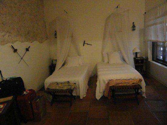 Alfiz Hotel: Charmosos quartos...