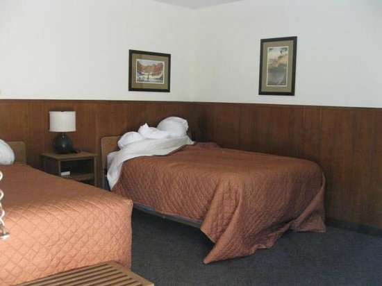 Inside Of Motor Inn Unit Picture Of Swiftcurrent Motor