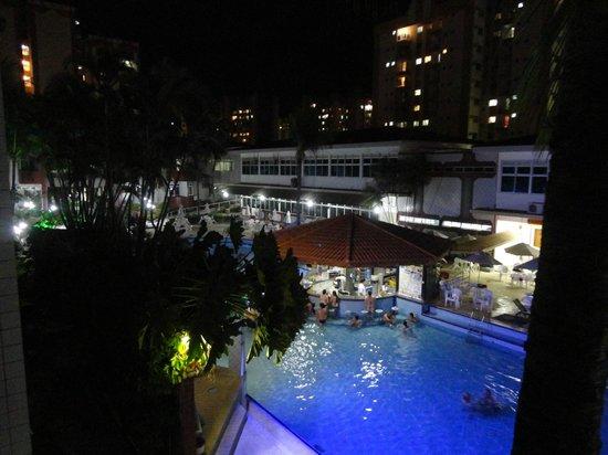 Taiyo Thermas Hotel: Piscina Aquecida