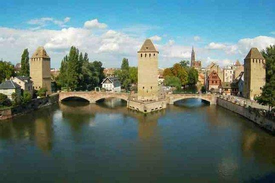 hotelF1 Strasbourg Pont de l'Europe: Strasbourg