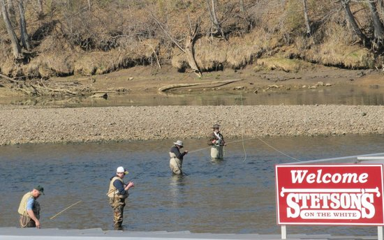 Stetson's on the White: Good day fly fishing